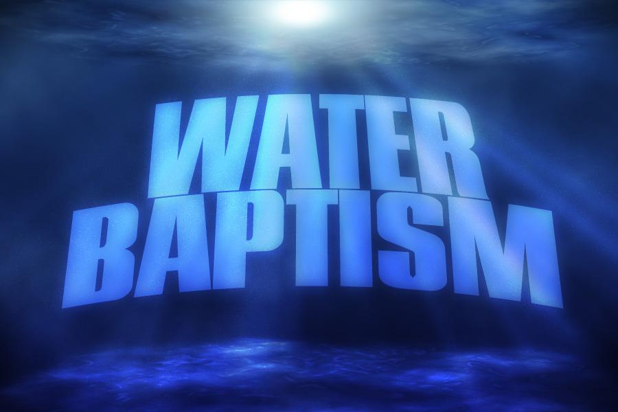 The Wonder of Water Baptism | Greg Williamson